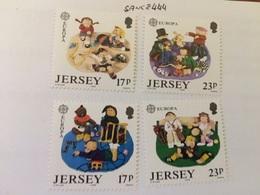 Jersey Europa 1988   Mnh - Europa-CEPT