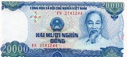 VIETNAM=1991    20.000  DONG    P-110     UNC - Vietnam