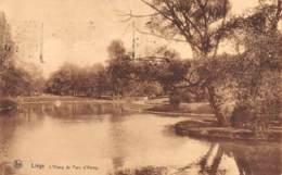 LIEGE - L'Etang Du Parc D'Avroy - Liege