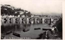 NAMUR - La Meuse Et Le Pont De Jambes - Namur