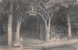 TIEGHEM - Entrée Du Bois De St Arnould - Anzegem