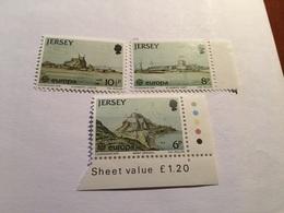 Jersey Europa 1978   Mnh - Europa-CEPT