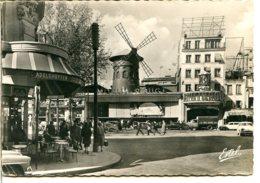 75018 PARIS - Lot De 2 CPSM 10,5x15 Photo Véritable - Voir Détails Dans La Description - Arrondissement: 18