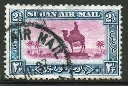Sudan 1931 Single 2½ Piastres Stamp Showing Statue Of General Gordon. - Soudan (...-1951)