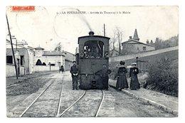 La Fouillouse Arrivee  Du Tramway A La Mairie - Sonstige Gemeinden