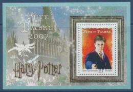 2007 - FEUILLET 106 - Fête Du Timbre - Harry POTTER - Blocs & Feuillets