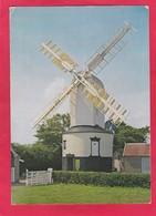 Modern Post Card Of Wind Mill,Saxtead Green Post Mill,Suffolk,England,P47. - England