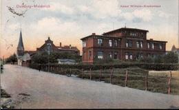 ! Alte Ansichtskarte Duisburg Meiderich, Kaiser Wilhelm Krankenhaus, NRW - Duisburg