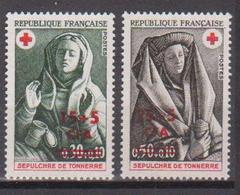 REUNION        N°  YVERT    418/19    NEUF SANS  CHARNIERES      ( Sch 02/09 ) - Réunion (1852-1975)