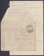 """LAC Franchise """"Kriegsgefangenensendung"""" Càpt """"SOLTAU /27.1.1915/ (HANNOVER)"""" Pour NAMUR - Griffe Censure """"Kriegsgefangen - WW I"""