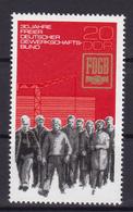 30 Jahre FDGB, ** - [6] République Démocratique