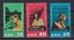 90. Geburtstag Von Albert Schweitzer, ** - [6] Democratic Republic