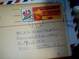 SVIZZERA - SUISSE - HELVETIA - 1977 - 40 Rp + 40  PRO JUVENTUTE  - Carte Postale - Postal Card - Intero    HK4830 - Interi Postali