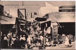 CASABLANCA-RUE DU CAPITAINE HILER - Casablanca
