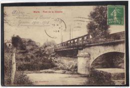 02437 . MARLE PONT DE LA VICTOIRE . ANNEE  1924 - Sonstige Gemeinden
