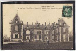 02462 .  LE NOUVION EN THIERACHE . LE CHATEAU . VUE PRISE DU PARC . ANNEE  1910 - France