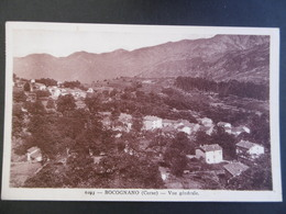 BOCOGNANO  ( CORSE ) N ° 0293  Vue Générale - Francia