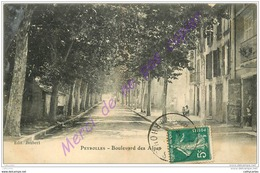 13. PEYROLLES . Boulevbard Des ALpes . - Francia
