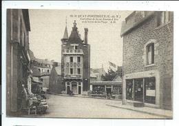 Saint Quay Portrieux Carrefour Rue Jeanne D'arc Et Rue De La Plage,commerces , Antiquités - Saint-Quay-Portrieux