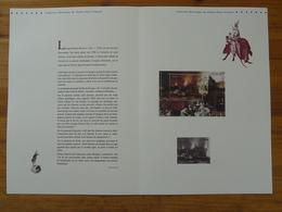 Document Officiel FDC 12-556 Peinture Tableau La Tentation De Saint-Antoine Jérôme Bosch Journée Fête Du Timbre 2012 - Religieux