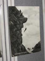 ALPINI ACROBATICI BN VG 1963 - Cartoline