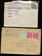 Australie Lot 0752 - Lot 8     Lettres - Autres