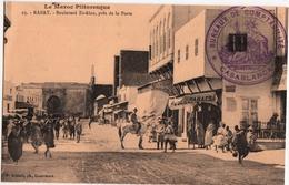 LE MAROC PITTORESQUE-RABAT-BOULEVARD EL ALOU.PRES DE LA PORTE - Rabat