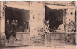MEKNES-BIJOUTIERS ISRAELITES - Meknès