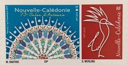 NOUVELLE CALEDONIE (New Caledonia)- Timbre Personnalisé - OPT - 2019 - Salon D'automne De Paris - Neufs