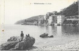 VILLEFRANCHE : LA RADE - Villefranche-sur-Mer