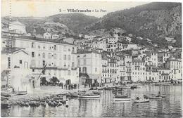 VILLEFRANCHE : LE PORT - Villefranche-sur-Mer