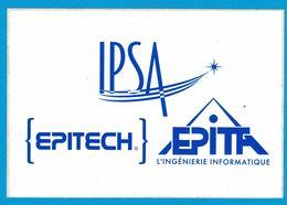AUTOCOLLANT IPSA EPITECH EPIT L'INGENIERIE INFORMATIQUE - Stickers
