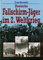 Deutsche Fallschirmjäger Im 2. Weltkrieg - Bücher