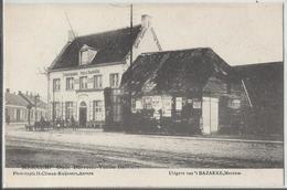 MERXEM - Oude Barreel - Vieille Barrière (hondenkar - Attelage à Chiens) - Antwerpen
