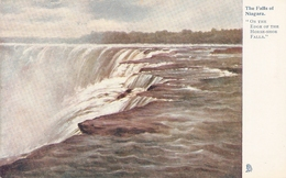 """The Falls Of Niagara"" Lot Of Two (2) Tuck Postcards # 1015 - Tuck, Raphael"
