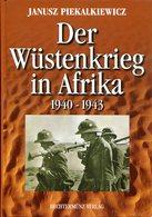 Der Wüstenkrieg In Afrika 1940-1943 - Bücher