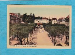 Guéret ( Creuse ). - Vue De La Place D'Armes. - Guéret