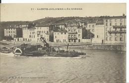 SAINTE-COLOMBE -LES-VIENNE  ( ISÈRE ) - Frankreich