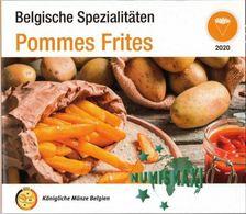 """World Money Fair Set België 2020 """"Pommes Frites"""" - Autres"""