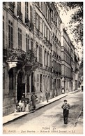75004 PARIS - Quai Bourdon, Balcon De L'hotel Jascaud - Arrondissement: 04