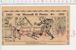 2 Scans Humour Expression Faire Du Potin Bruit Bas De Soie Jambes Femme Danger Thème Oculiste Parapluie Métro Paris222R1 - Documentos Antiguos