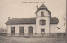 ALLAND'HUY - LA GARE - France