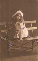 """Little Girl.Don't You Kiss Me?"" Tuck Hand Coloured Photogravure PC # 4227 - Tuck, Raphael"
