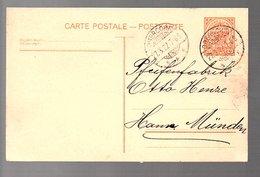 OBERCORN 1922 PFEITENFABRIK Otto Henze Hannover-Münden(933) - Postwaardestukken