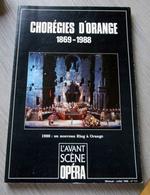 Chorégies D Orange 1869 -1988 - L Avant Scène Opéra N°111 - Musik