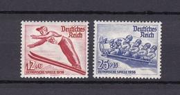 Deutsches Reich - 1935 - Michel Nr. 601/602 - Postfrisch/Ungebr. - 37 Euro - Allemagne