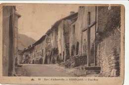 CONFLANS  Une Rue - Other Municipalities