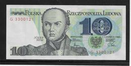 Pologne - 10 Zlotych - Pick N°148 - NEUF - Pologne