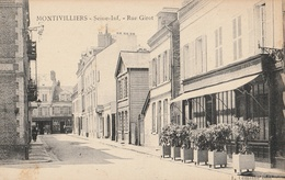 MONTIVILLIERS  Rue Girot - Montivilliers