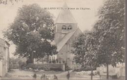 ALLAND'HUY - PLACE DE L EGLISE - Other Municipalities